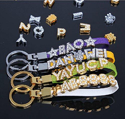 slide charm bracelets
