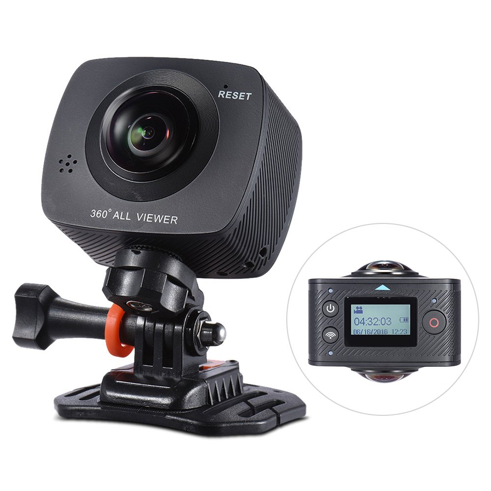 Cheap Camera 360 degrees for travel lover