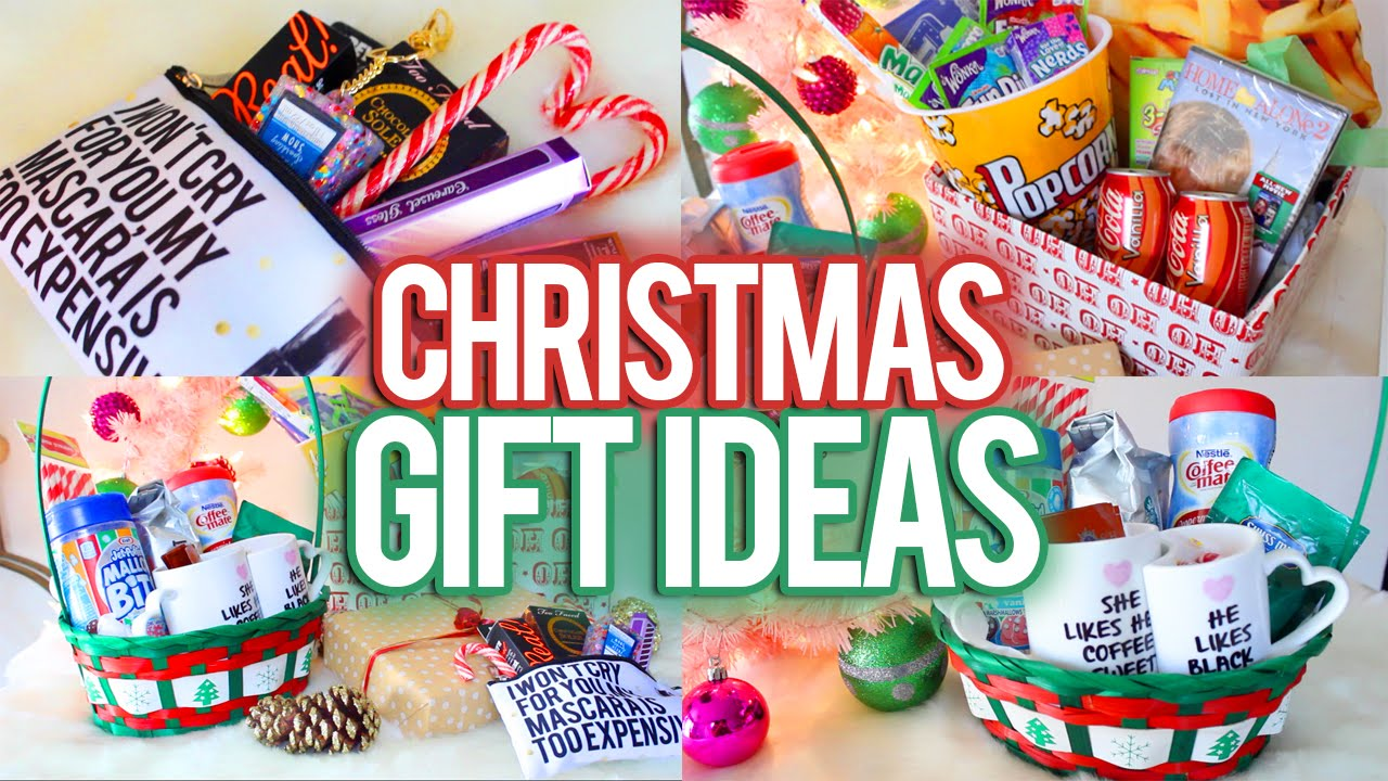 Simple Christmas Gift Ideas
