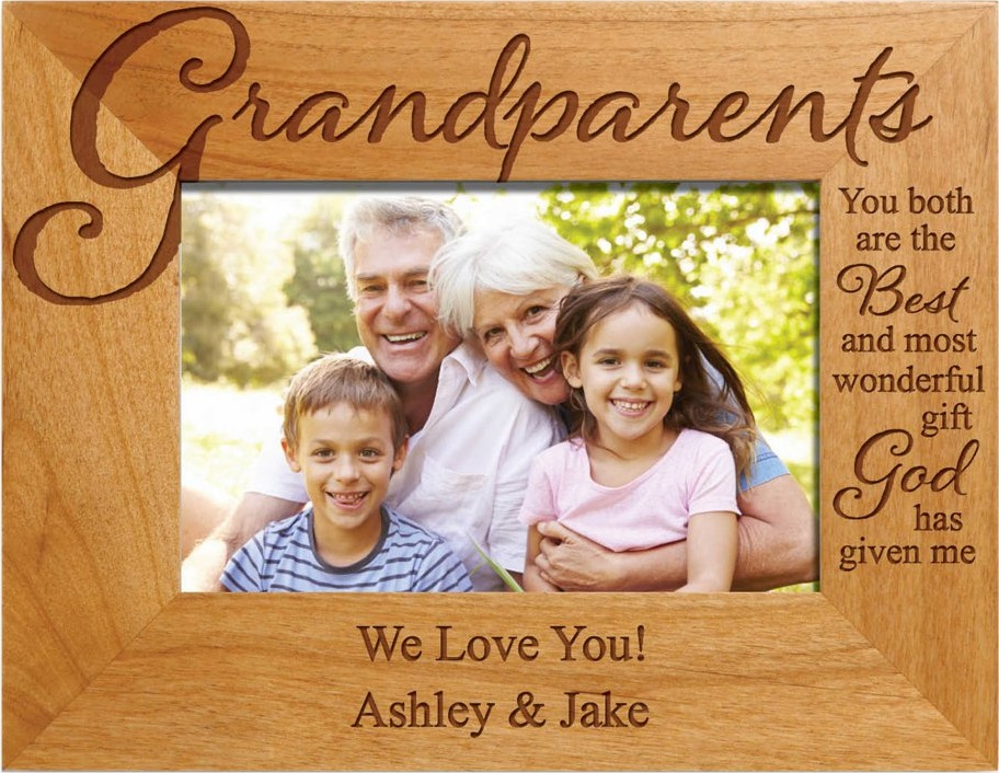 custom gifts for grandparents