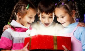 Christmas Gifts for kids who have anything