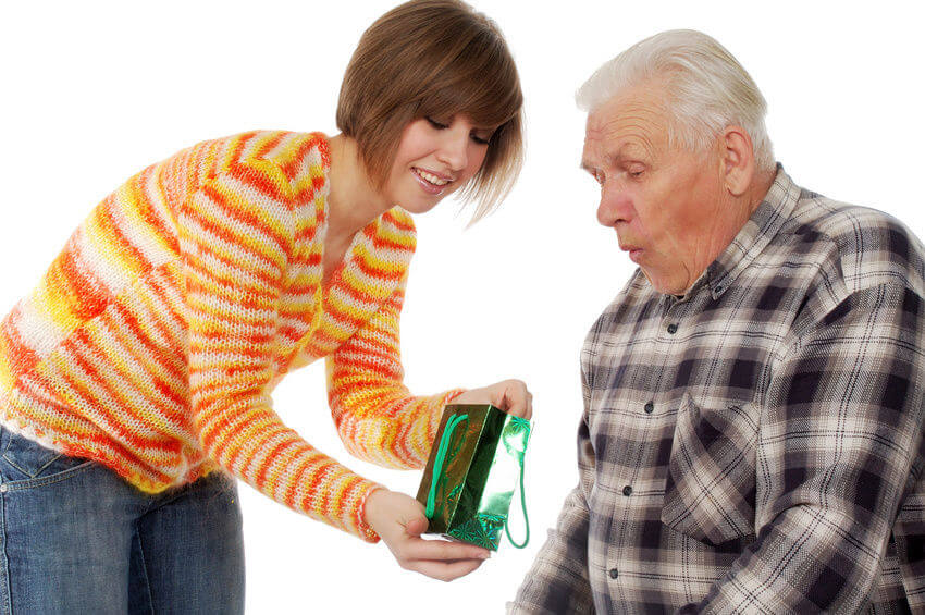 10 Christmas Gifts To Put A Smile On Your Grandparents Face