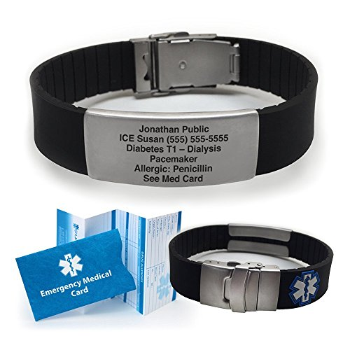 stylish diabetic bracelets