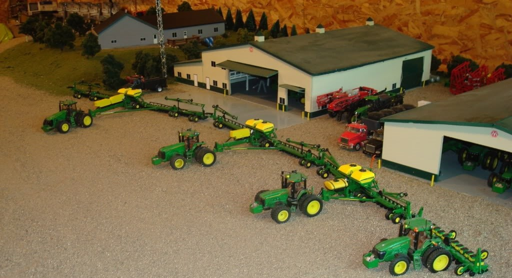 Excellence in The Art of Great Gifting for Passionate Children Can Be Attained With Custom Farm Toys