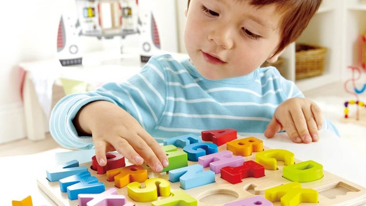 Toys For Toddlers : Top educational toys make your kids more intelligent