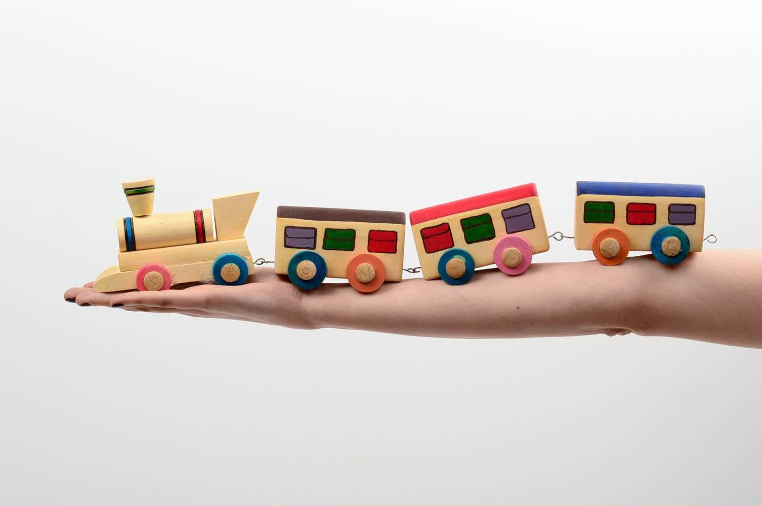 wooden toys made in USA