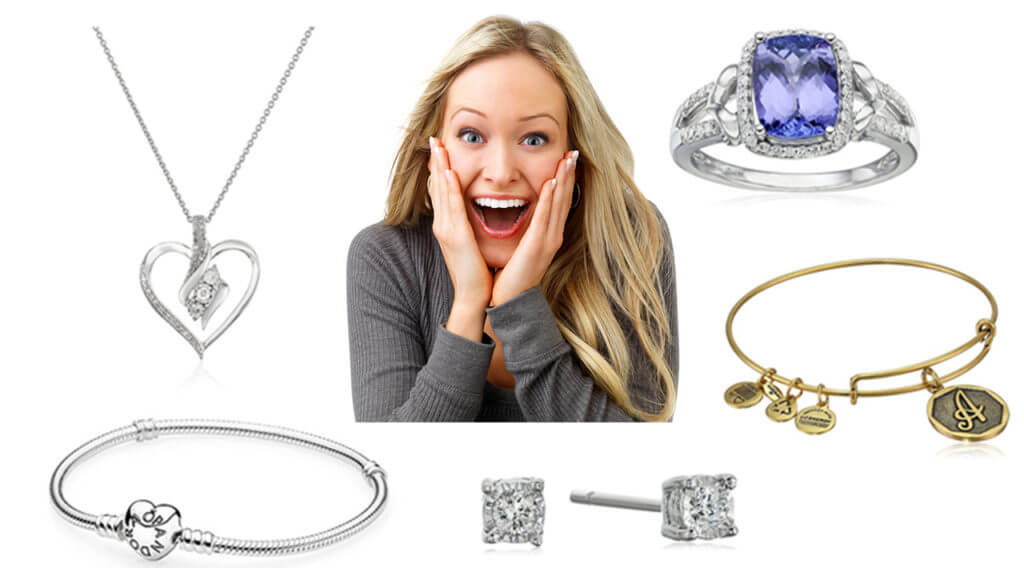 beautiful jewelry for her