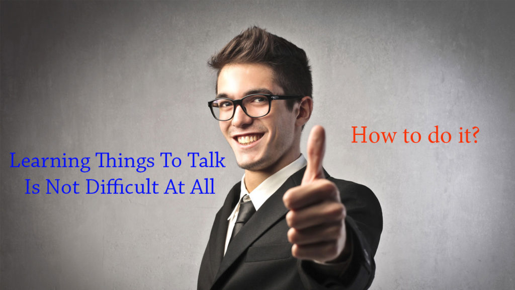 Interesting topics, things To Talk. How to do it