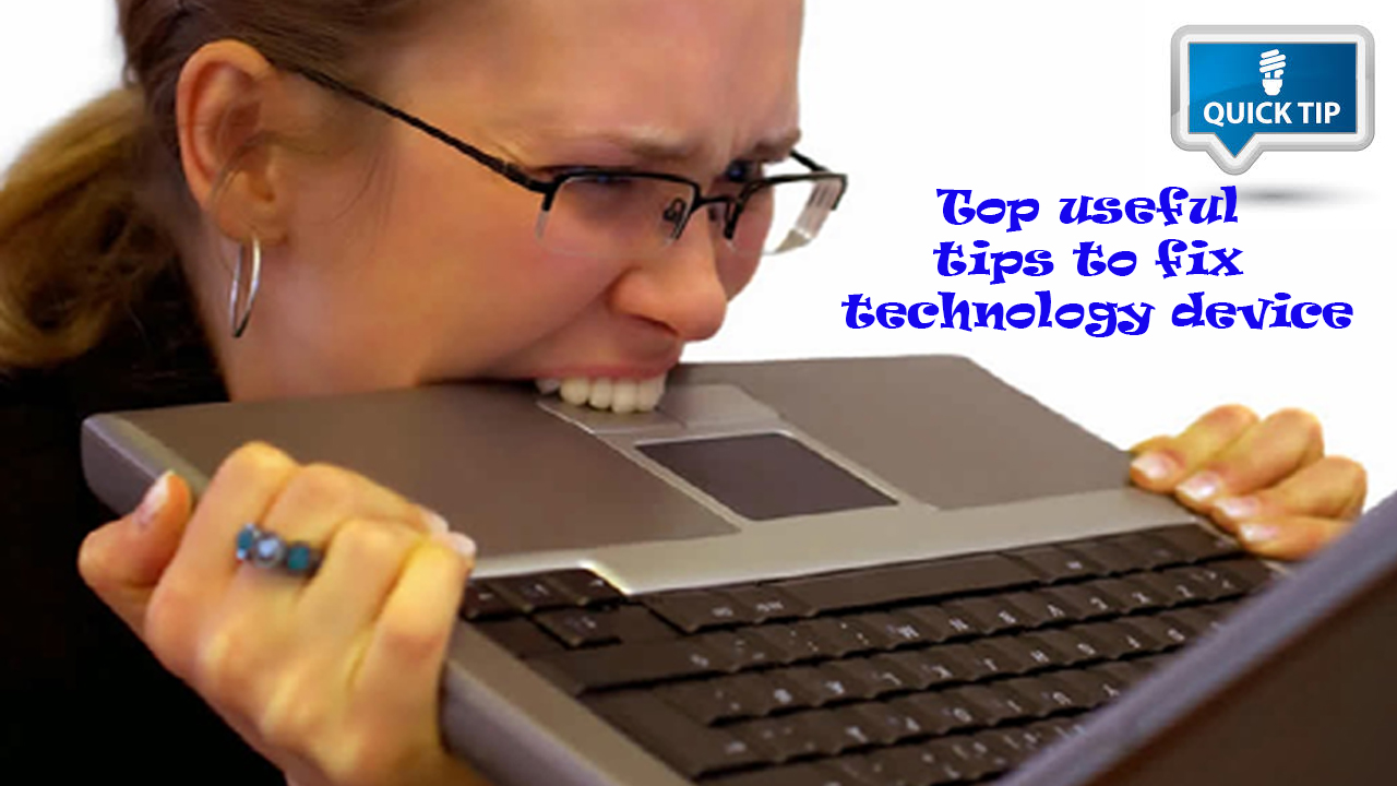 tips to fix technology devices copy