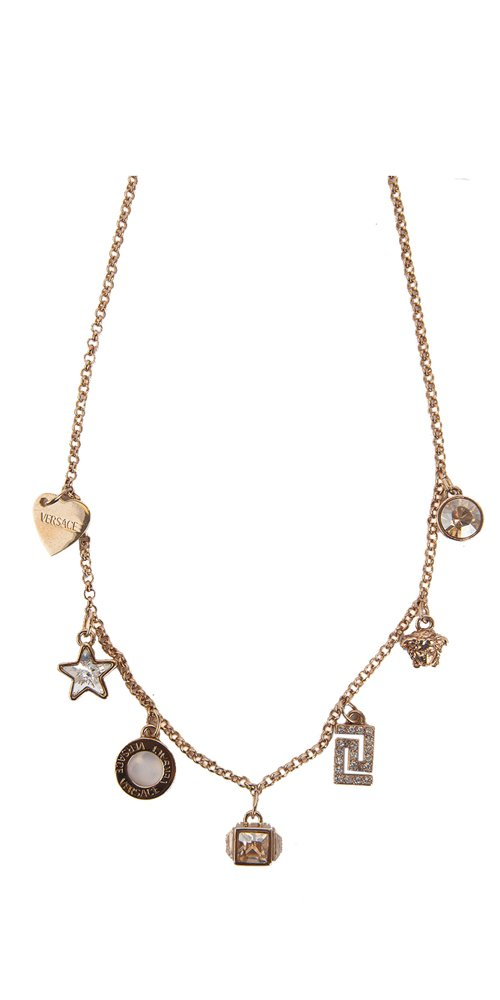 Versace necklace womens