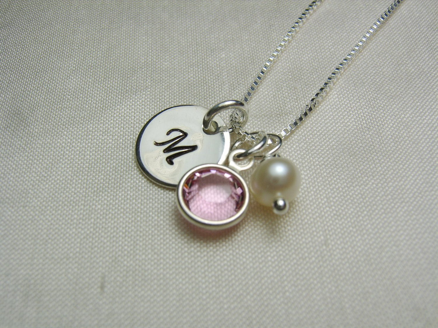 Necklace for new mom