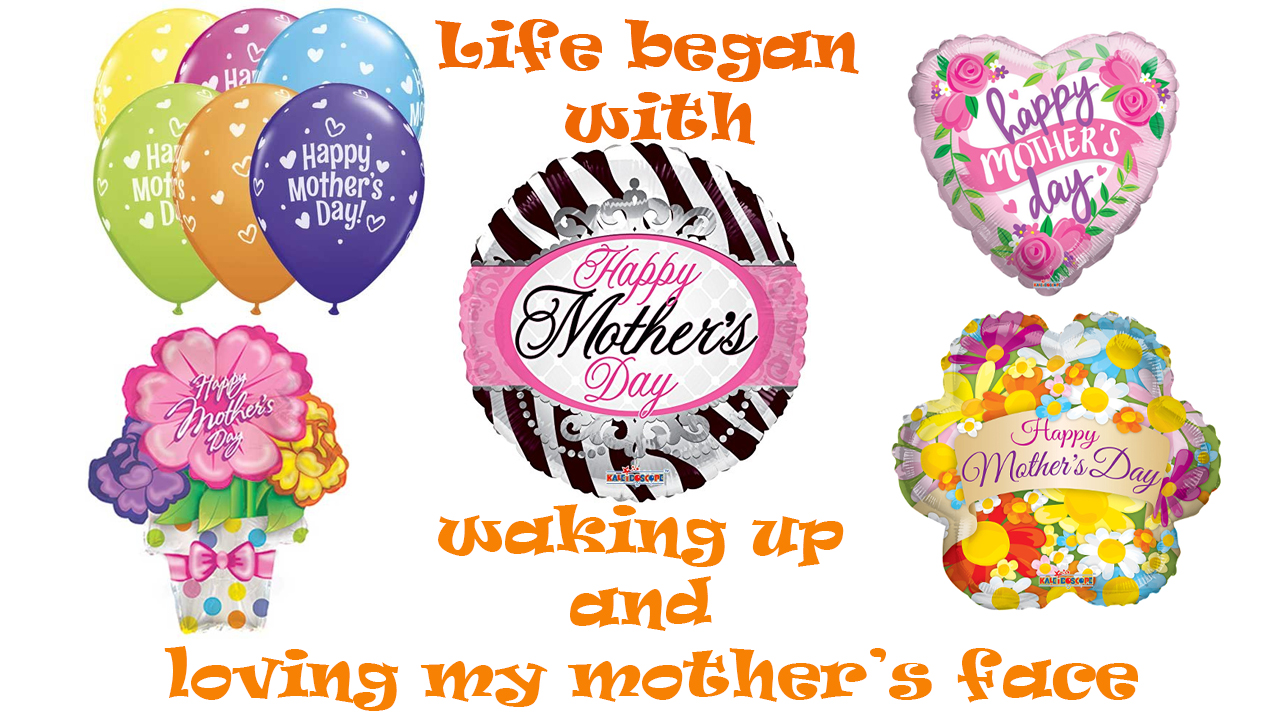 mothers day ballon