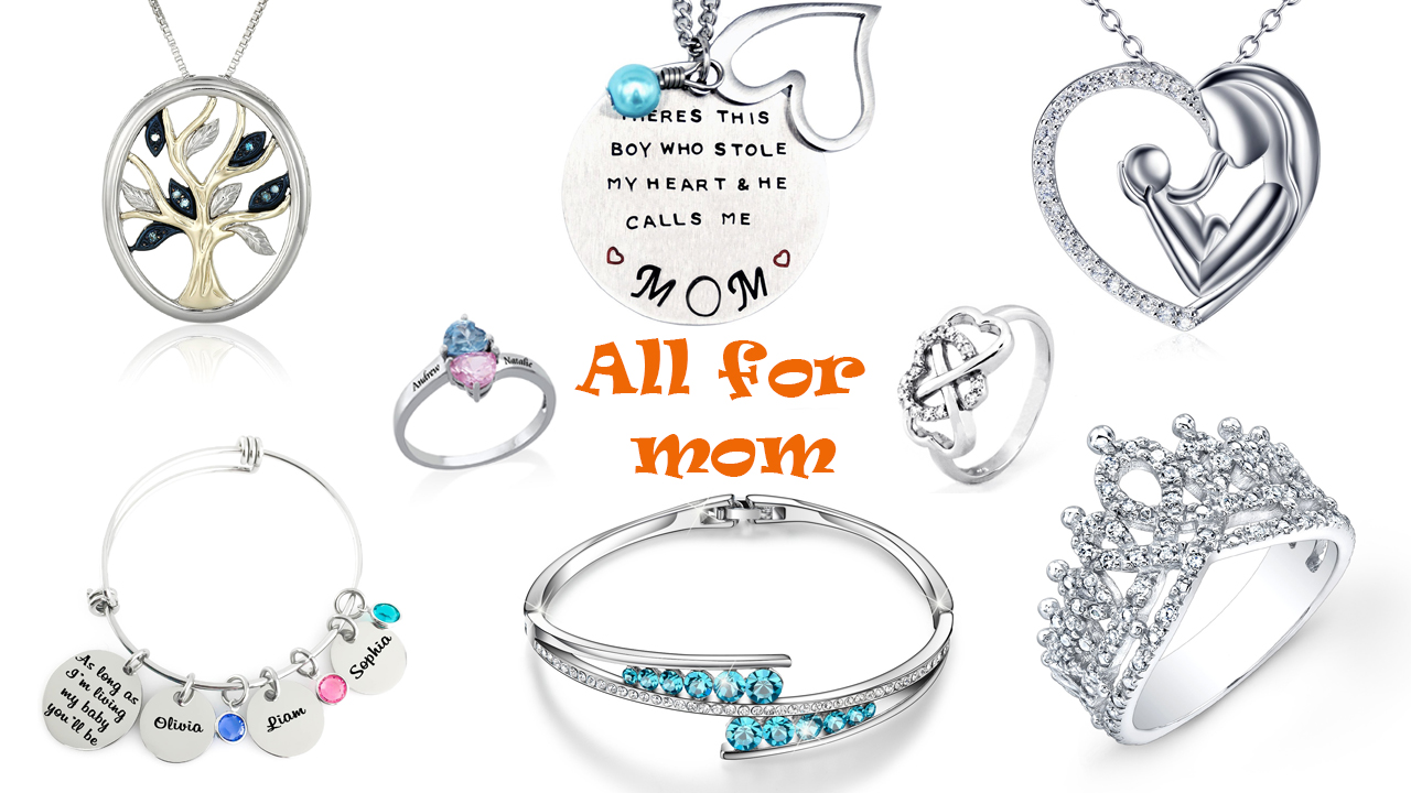 Mother's Day Jewelry Is the best gift, But Why?
