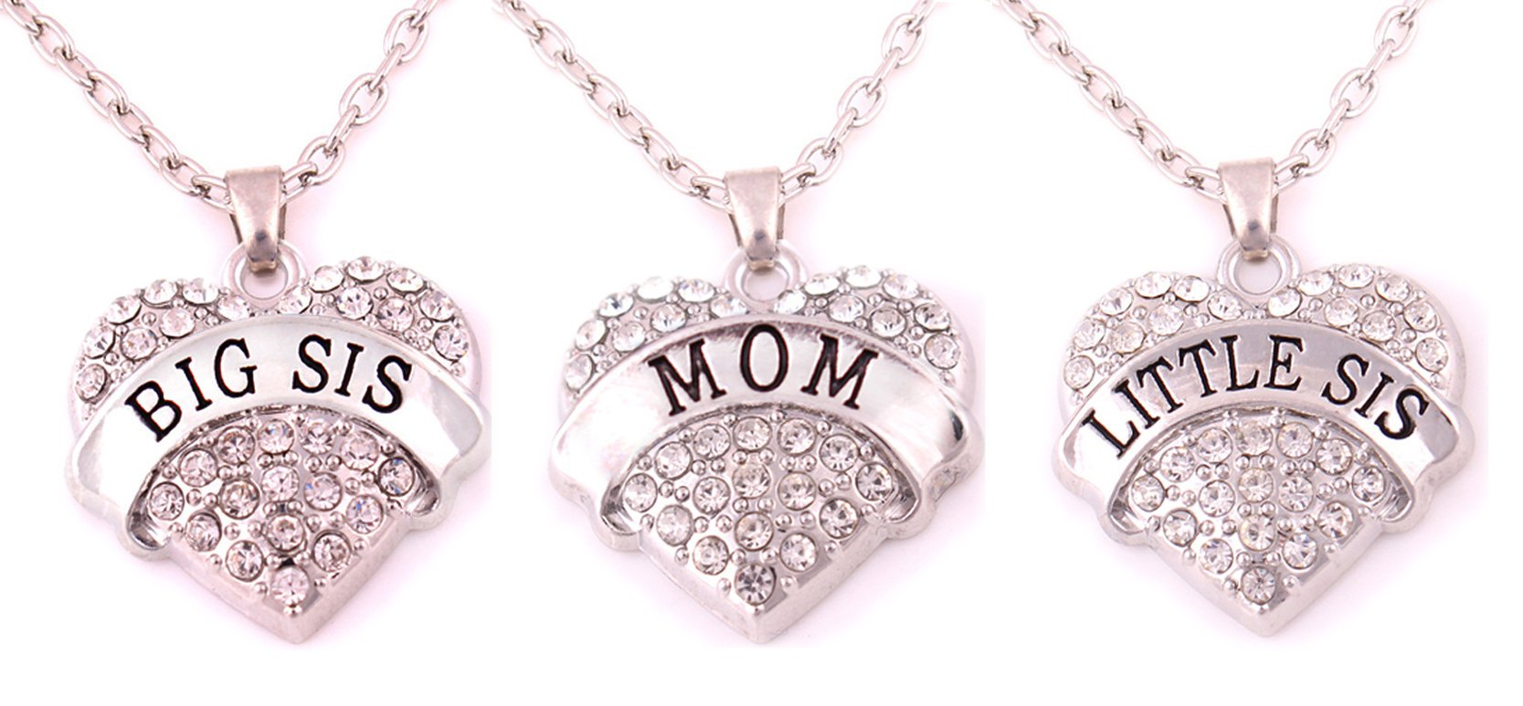 Mothers necklace charms