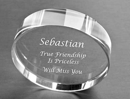 Customized paperweights for husband