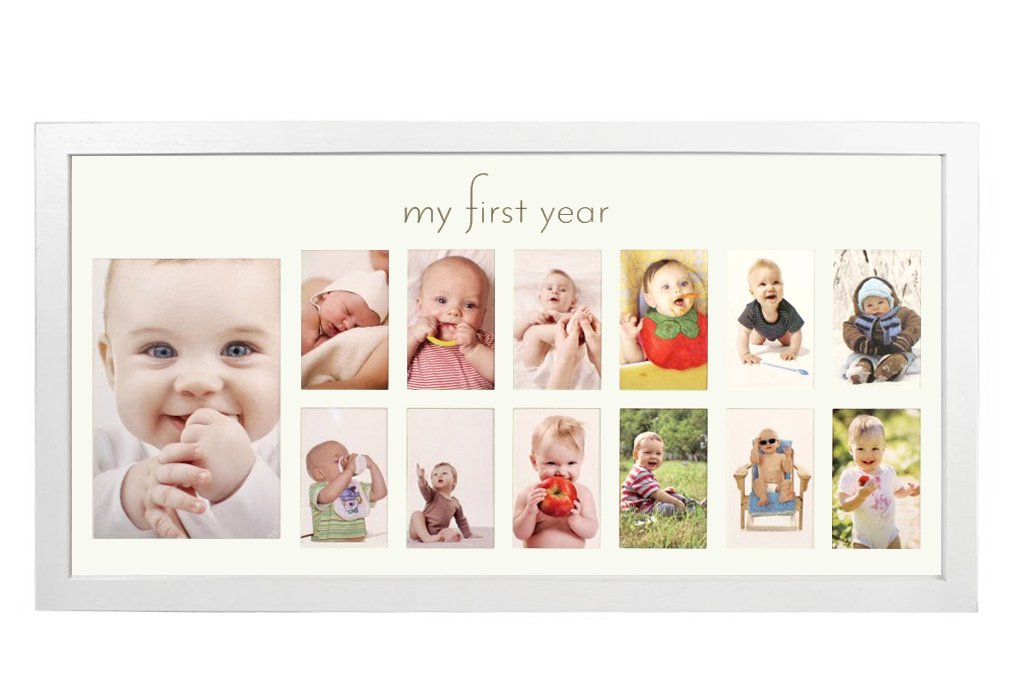 First Father's Day Gift Photo Frame