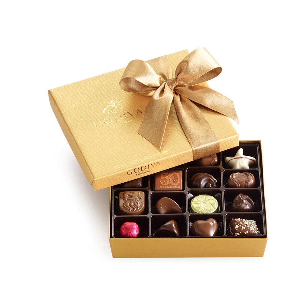 Delicious Chocolate Gift for 8th anniversary