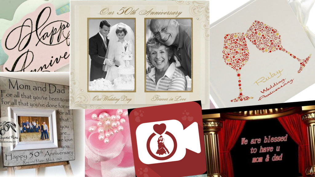 5 great wedding anniversary gifts for parents you will for Great wedding gifts for parents