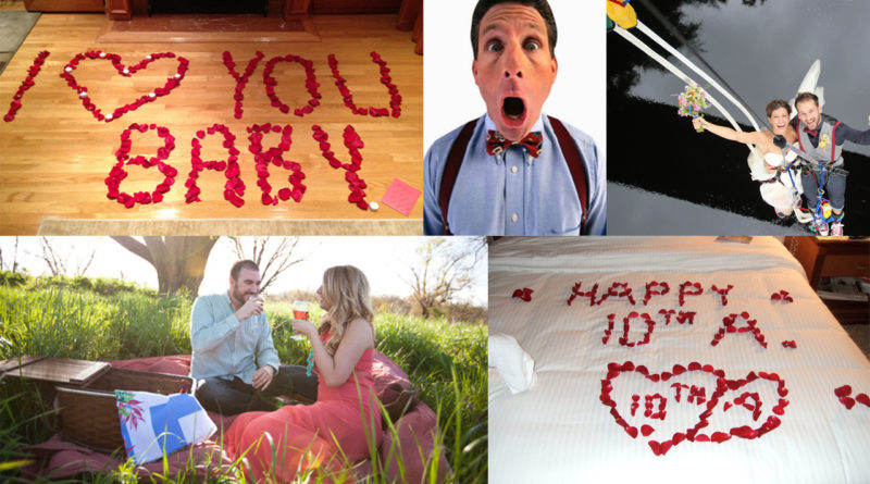 Romantic Anniversary Ideas for Him