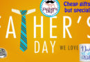 Cheap fathers day gifts but bring all your True Love