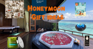honeymoon gift ideas in a complete kit
