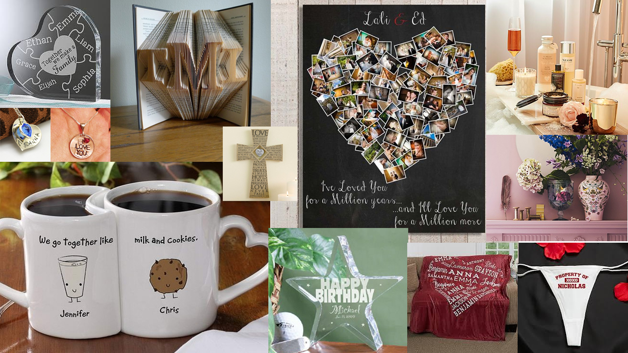 personalized gift ideas for her