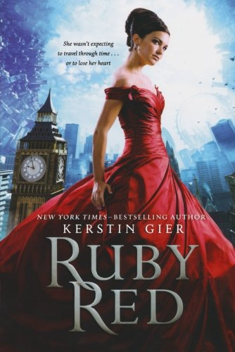 The Ruby Red Trilogy with 40th wedding anniversary quotes