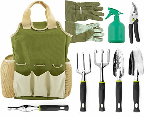 Garden tool sets are cool gift ideas for girlfriend