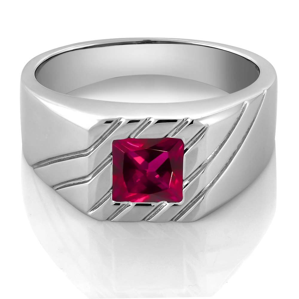 Ruby Anniversary rings
