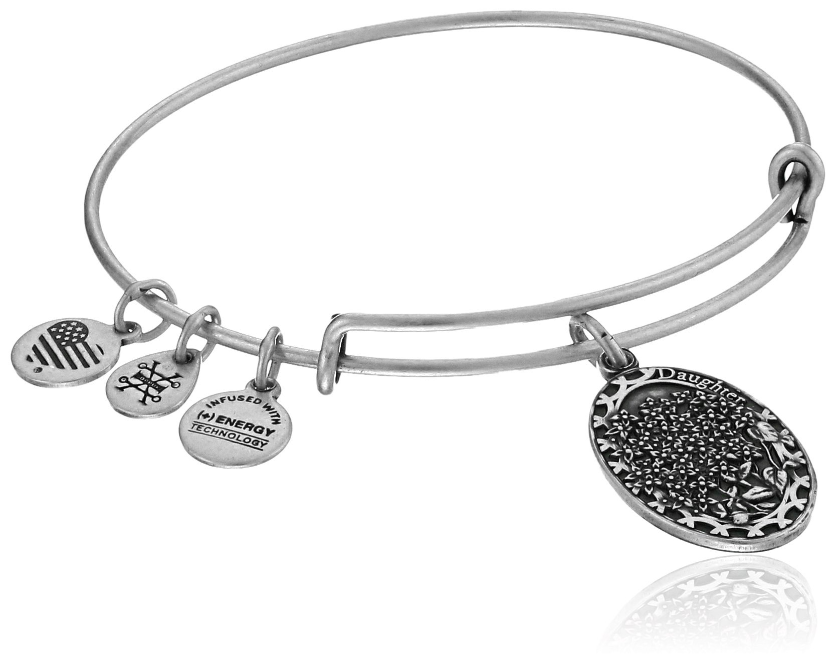 Mother daughter bangle bracelet