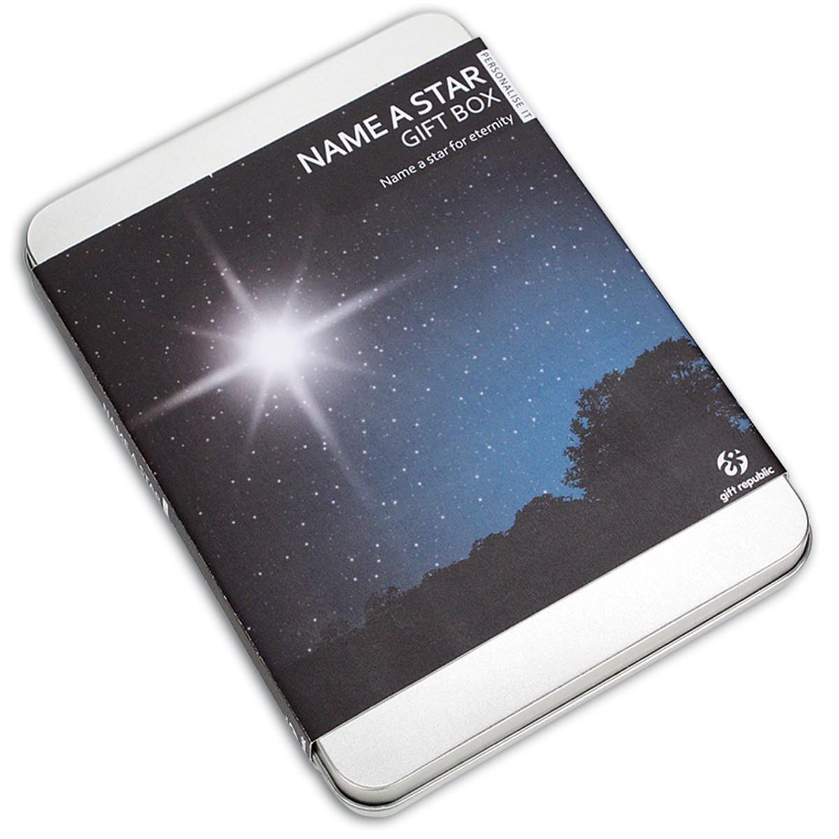 Name a Star by girlfriend's name unique birthday gifts for her