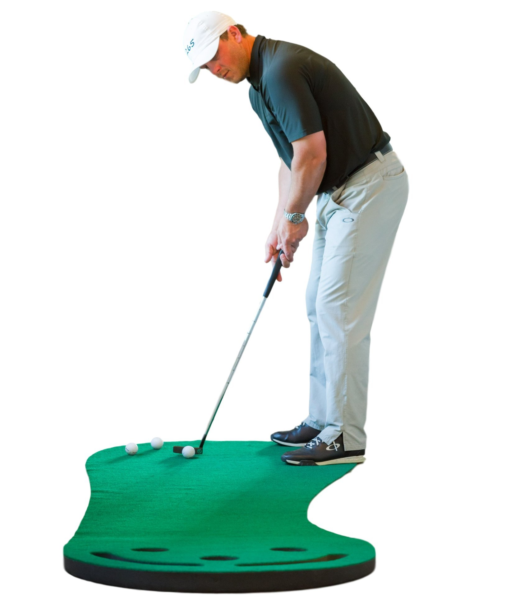 Golf Putting Green & Indoor Mat for Home or Office