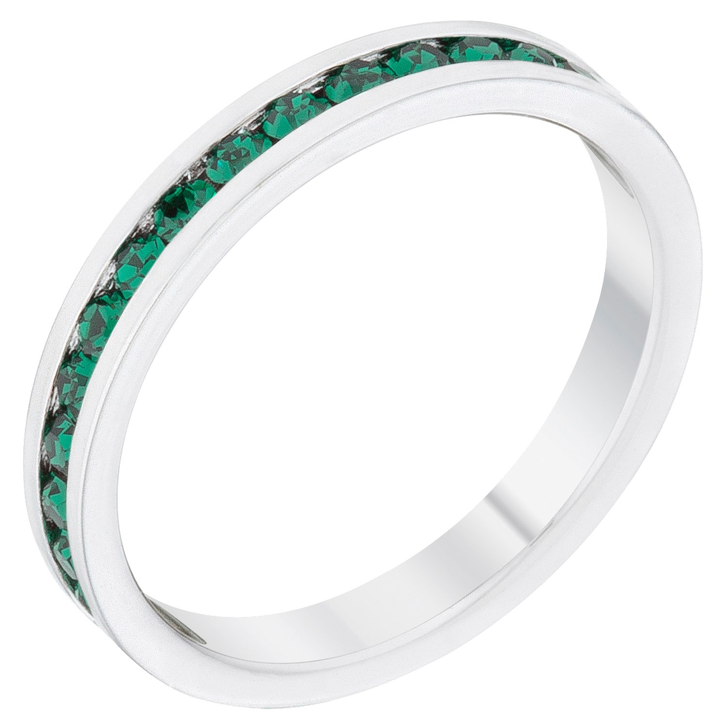 Birthstone rings are best gifts for girlfriend on her birthday
