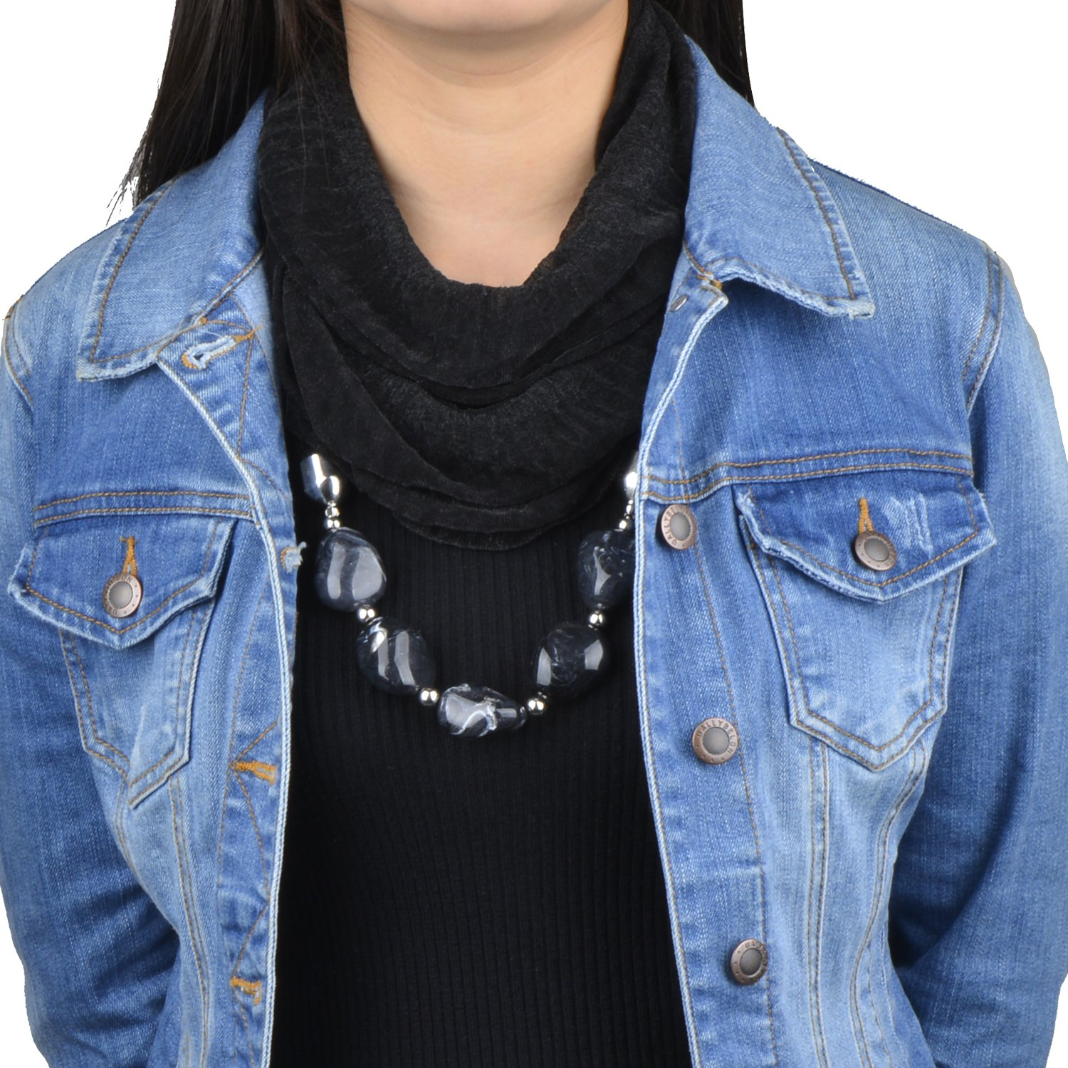 Handmade scarves are best gift ideas for women