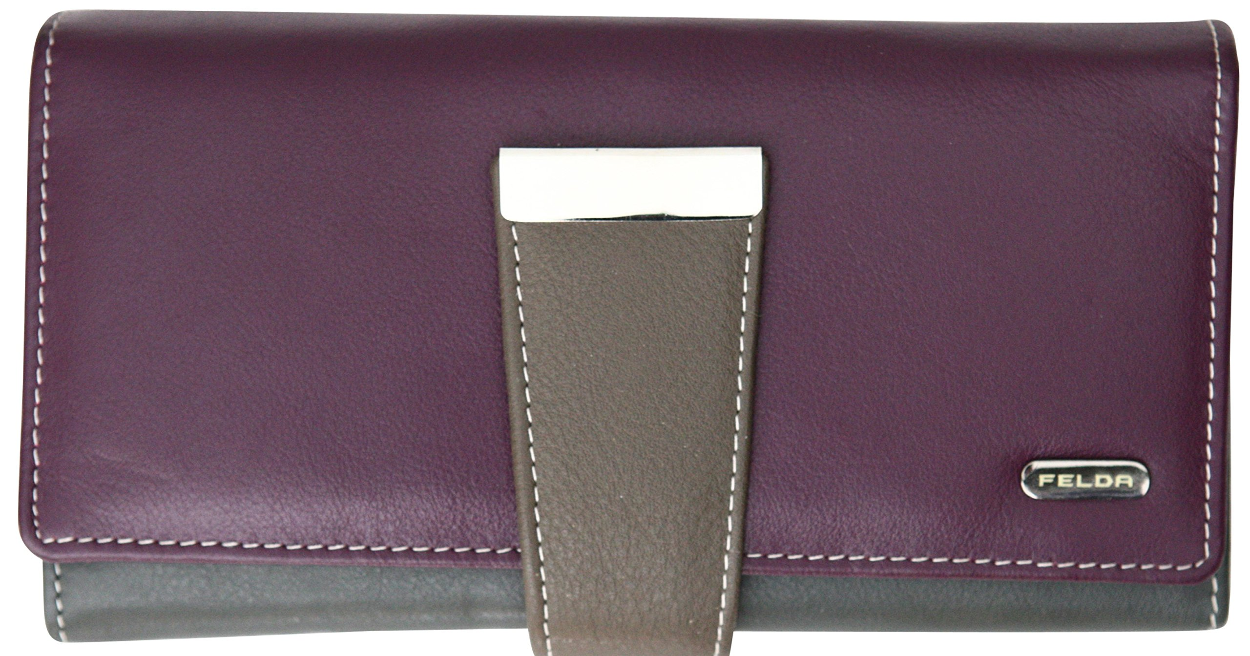 Leather wallet are the perfect gift for her