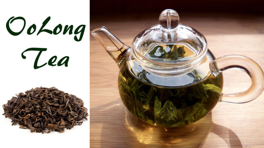 lose weight oolong tea