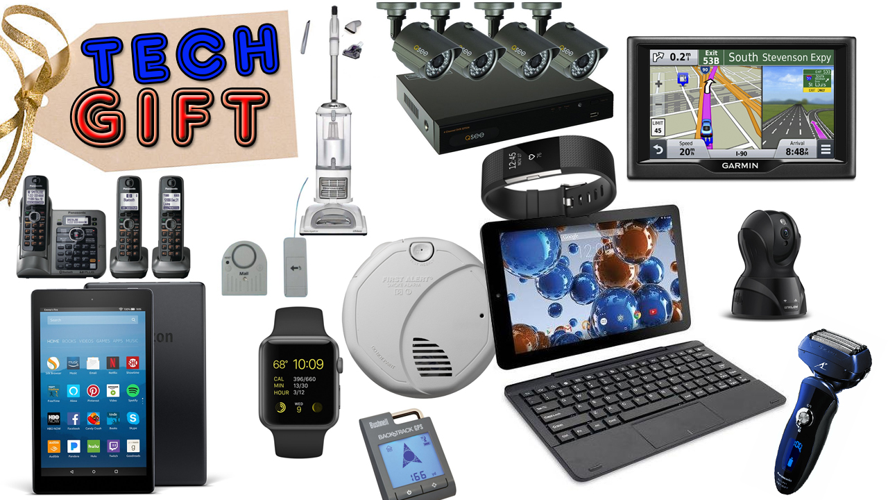 tech gifts for guys