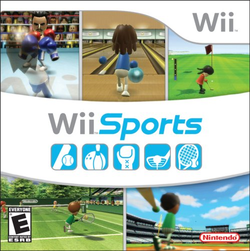 Sport video game for kids