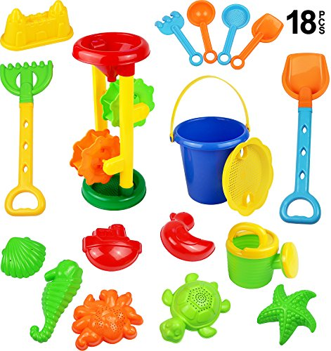 Beach and Sand toys for Kids