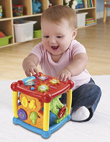 Large cubes toys for babies