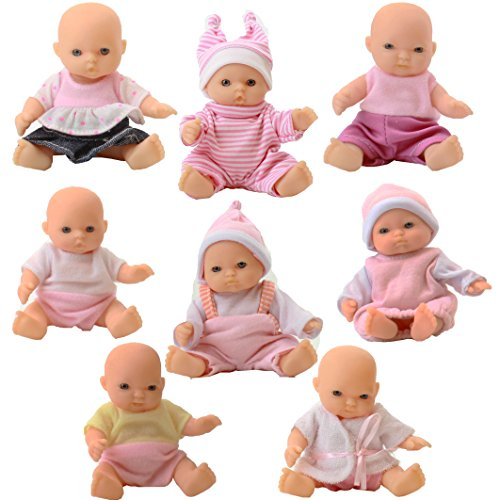 Small dolls for the baby