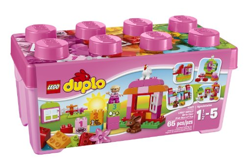 Lego DUPLO for Educational toys for Kids