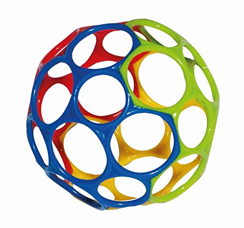 Multicolored Oball Toy Ball