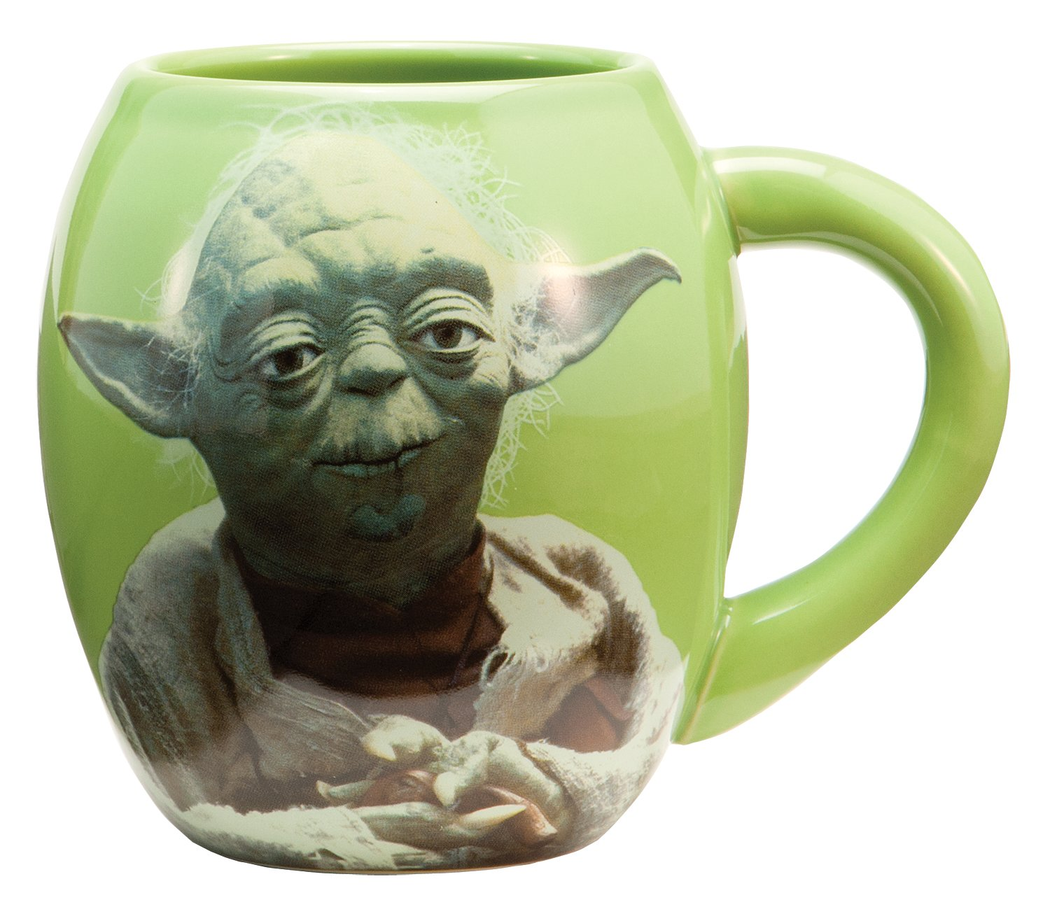Star Wars Oval Ceramic Mug Image