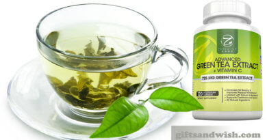Green tea extract and weight loss