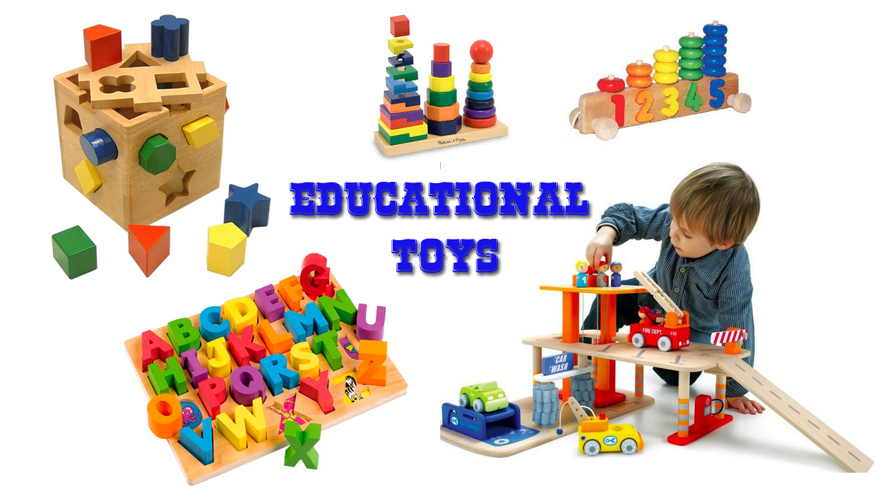 Educational toys for children
