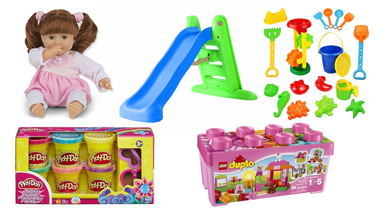 Toys for 2 year old kids on second birthday