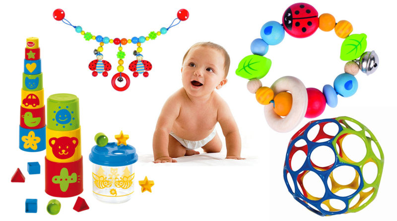 Christmas Gifts for under 20 Euros: Children from 0 to 6 Months