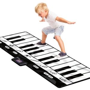 24 Keys Piano Mat 8 Selectable Musical Instruments