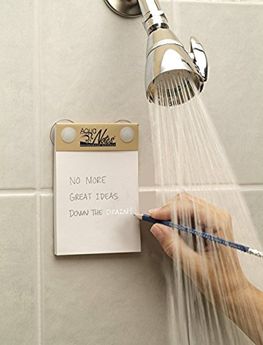 Waterproof Note travel themed gift